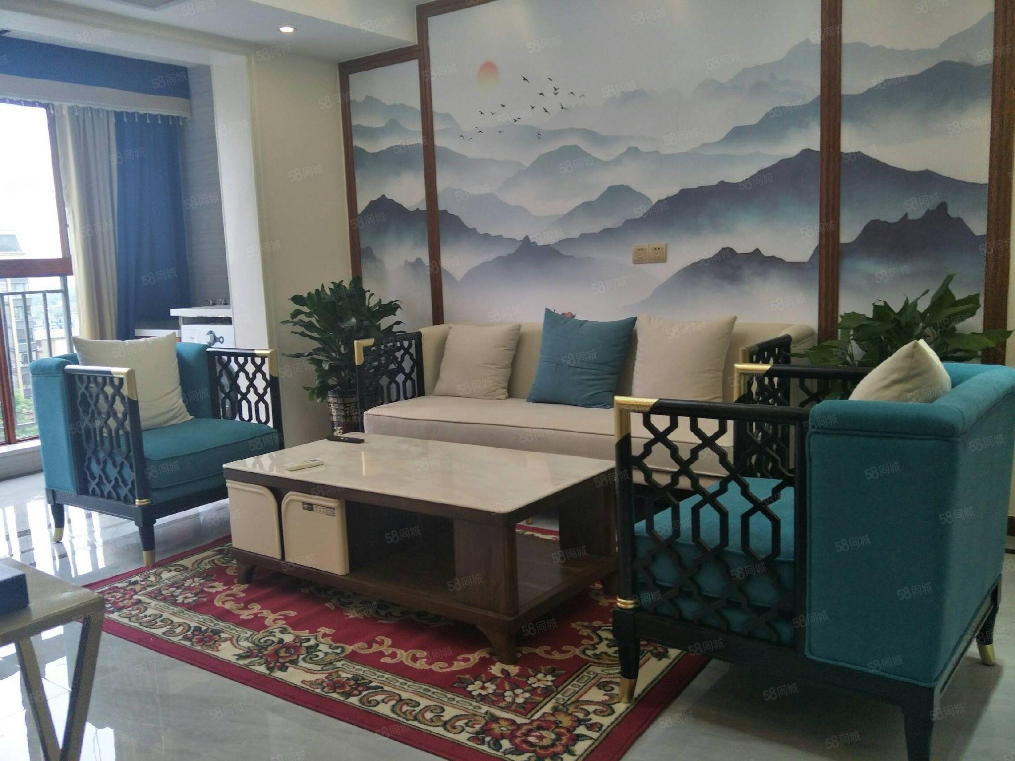 急售承平盛世一期精裝房,4室兩廳帶書房,品質小區,支持按揭!