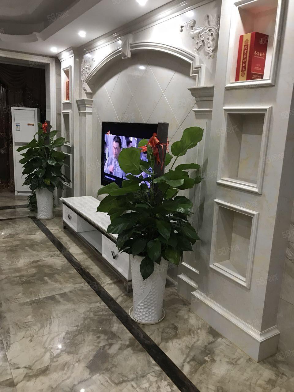 吴楚花都.鼎城电梯房精装132平米3室2厅1卫2阳台