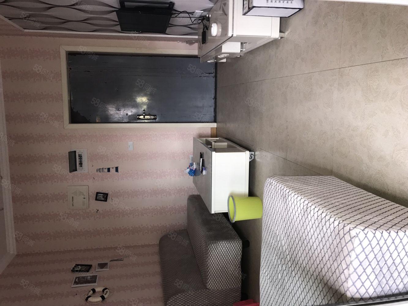 便宜的改2房出租了,豪华装修直接入住