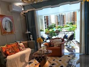 恒大盛世豪庭、112平精装3房、送一间8.5平卧室、首付三层