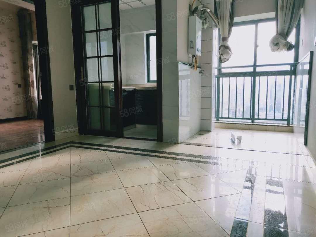 极中心豪华装修高层景观带家具家电可直接拎包入住