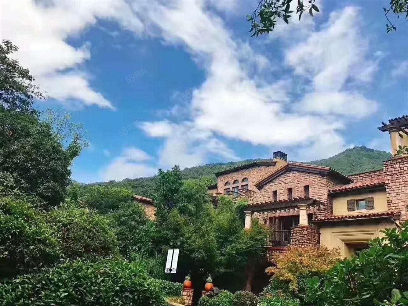 230萬就可以入住富陽區西班牙風格聯排一手房現房開發商直賣
