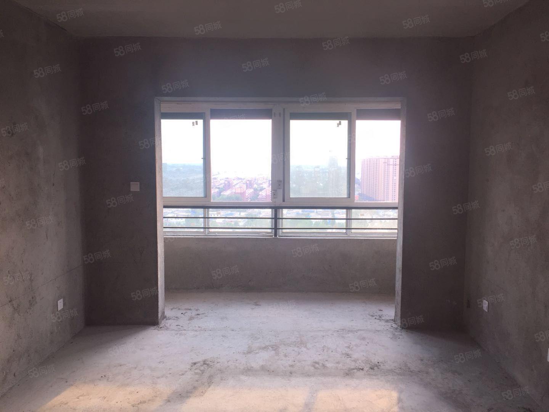 辰華123平毛坯三室兩廳兩衛邊戶陽光充足