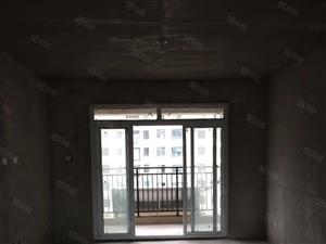 解放路小学《信德时代广场》毛坯三室可按揭仅售66万税费低