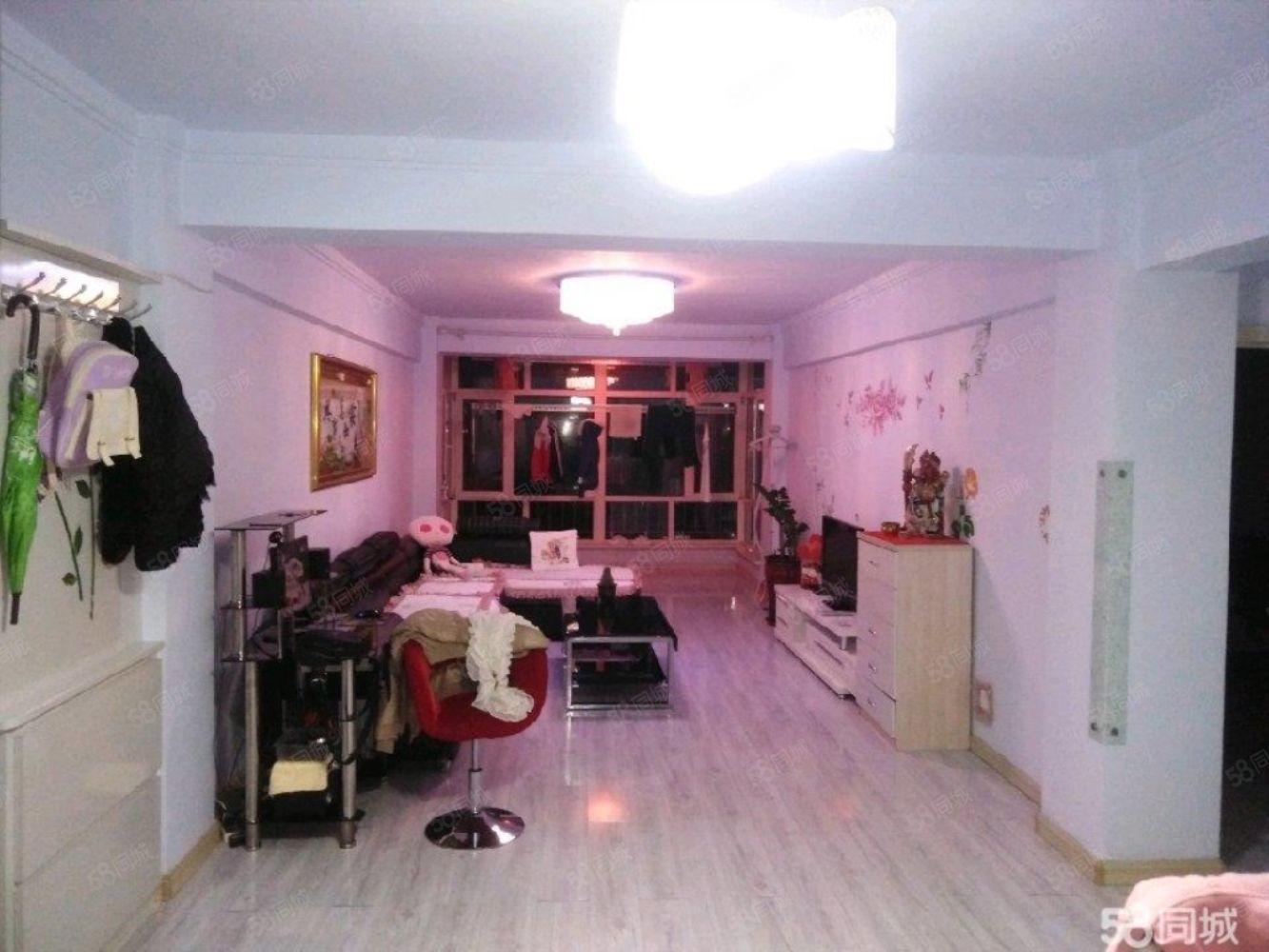 毓水一期3楼93.48平南北通厅可贷款精装两室两厅