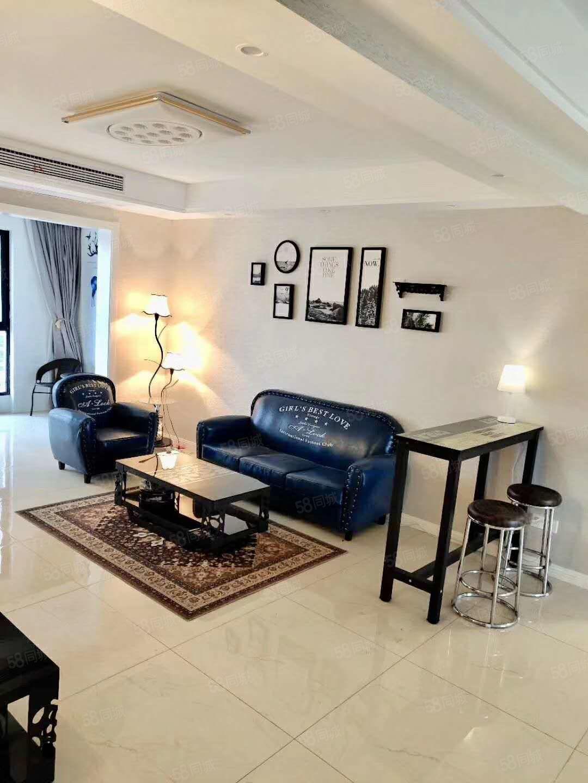 出租星湖灣136平三室兩廳兩衛豪華裝修裝修
