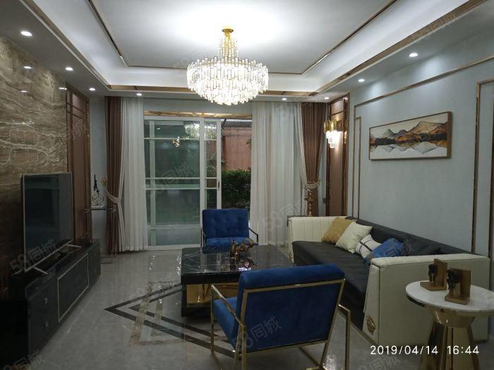 城西墅级洋房跃三层豪装7房带KTV见钱就卖