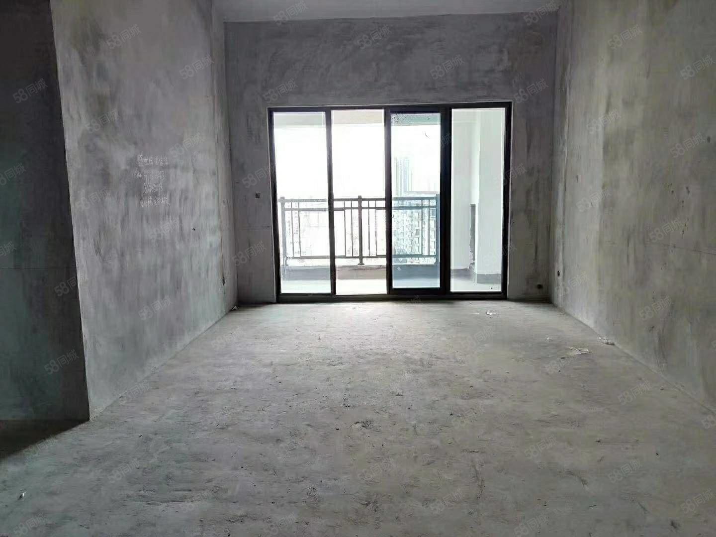 西區四室現房安心出售稀缺戶型看房方便