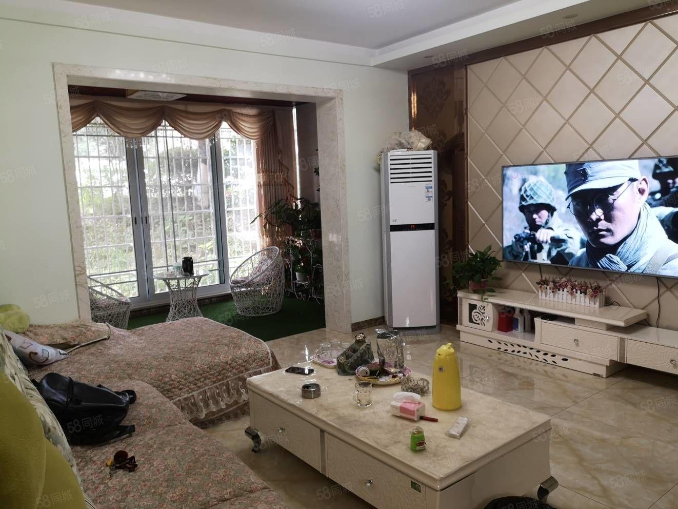 康桥锦华城多层精装大三房户型方正小区中庭可按揭!