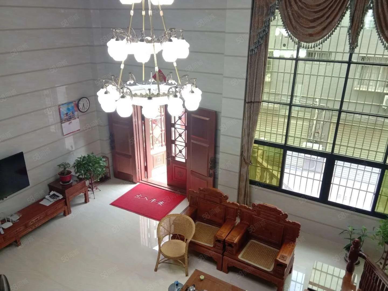 东门醉漂亮的栋房来啦!楼中楼+套房设计,带私家花园,栋距宽!