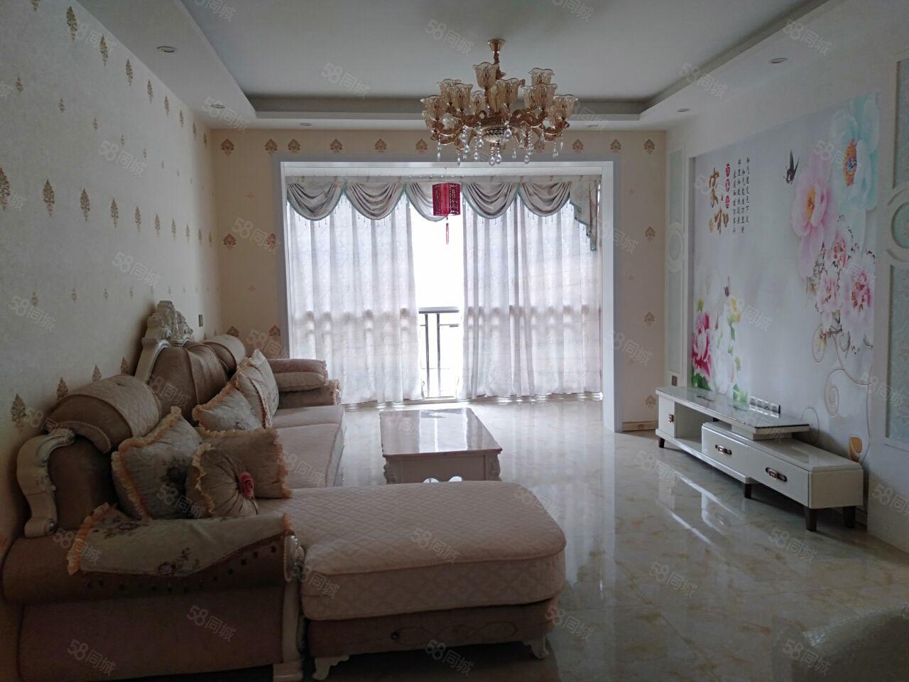 急售尚品城3楼3室2厅1卫98平米新房精装修随时看房