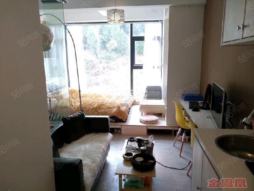 名城世家附近精致装修小户型公寓房,独立卫生间厨房押一付一!