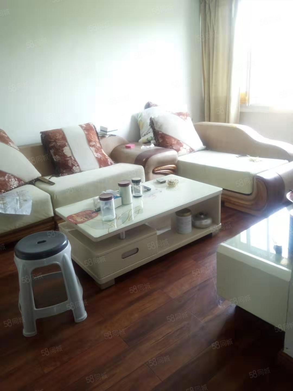 出租河街6樓二室二廳全裝家具家電齊全空調3個