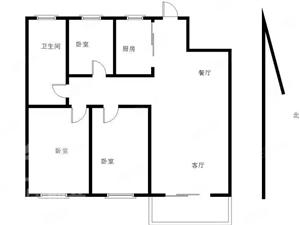 城南�W区房三居室位置好可首付未来空间大随时看房