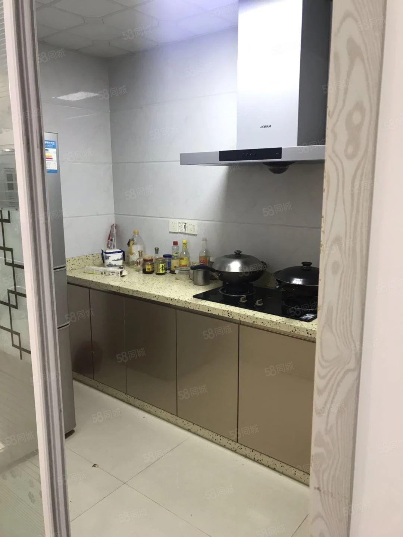 万达华城通透户型精装修两房可做3房