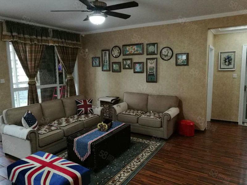 送家具家电豪华装修的三室两厅一卫的名仕豪庭