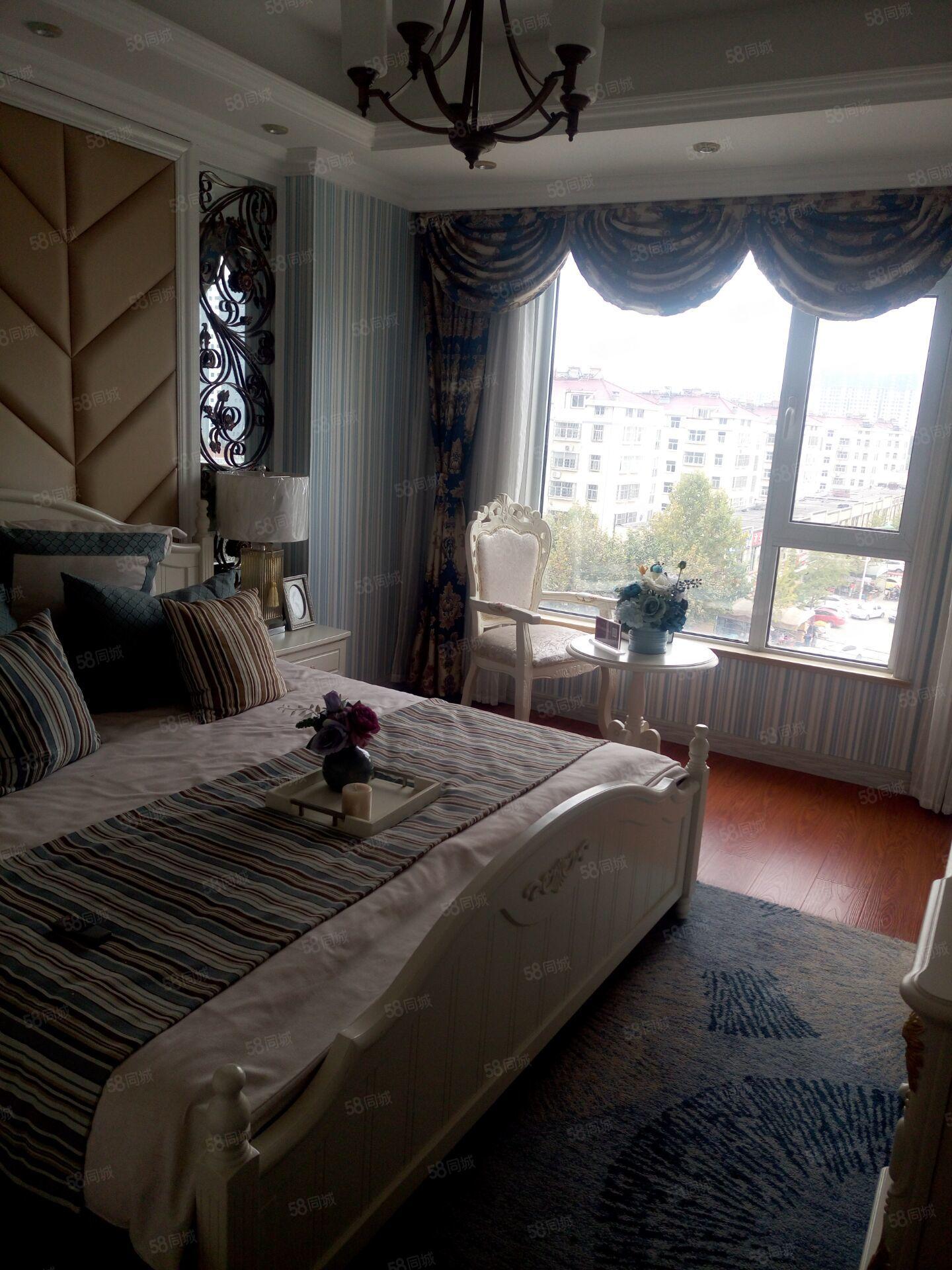 鲁商金悦城洋房三室走一手151平方超值146万