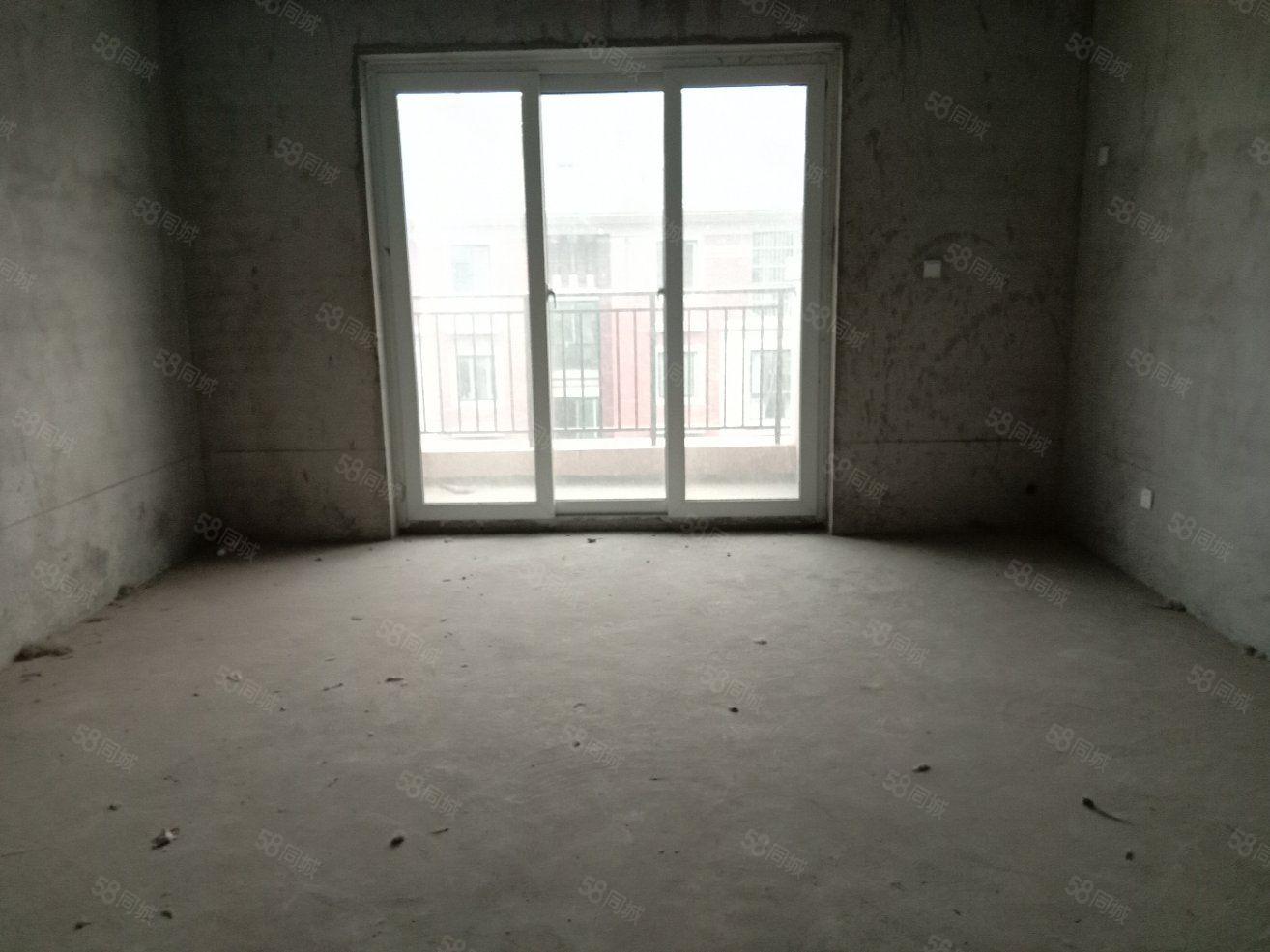 现代城二期多层洋房5楼急63万!4室2厅1卫155平