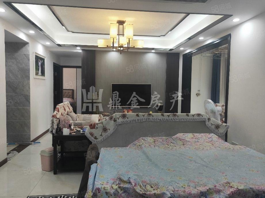美麗澤京豪華裝修三房業主誠心出售小區環境優美生活方便