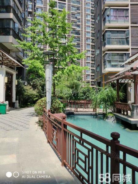 汉江新城留苑两室毛坯可按揭看房方便