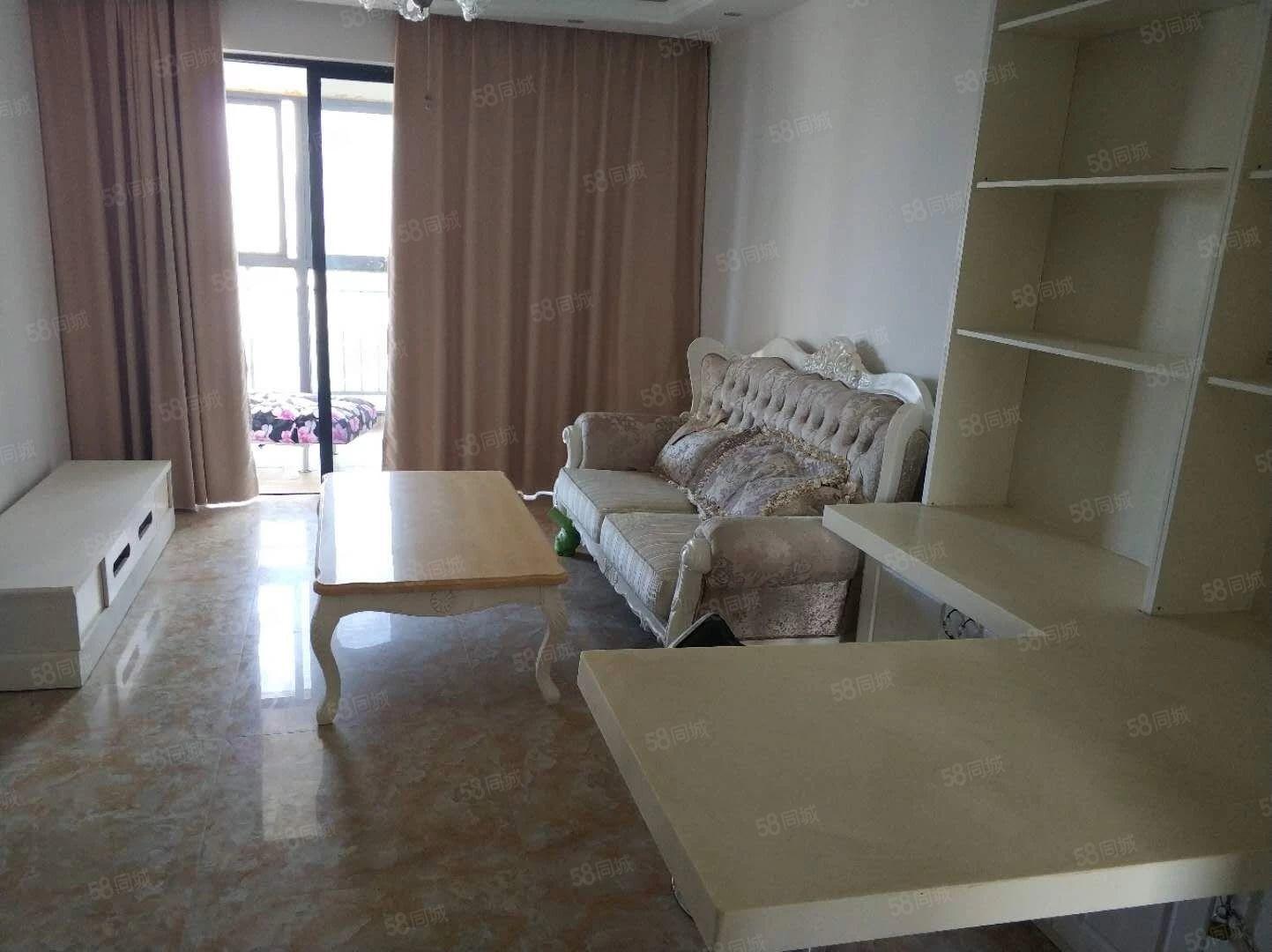 博鳌椰风海岸小区精装修1室1厅可短租拎包入住
