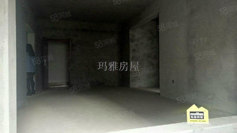 特价销售!凤凰城经典户型,套二清水房两室两厅单卫毛坯房