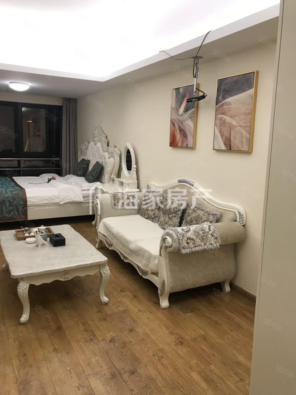 新出!东泰禾单身公寓精装高层朝南视野105万抛售!
