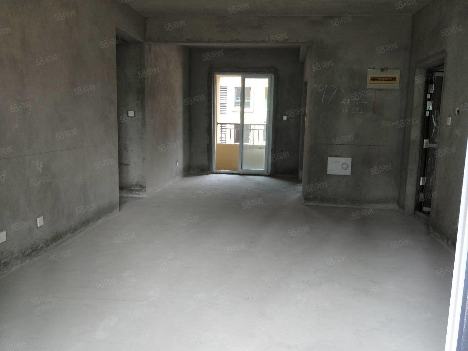 宝龙城市广场洋房四室两厅两卫南北通透装修随你意