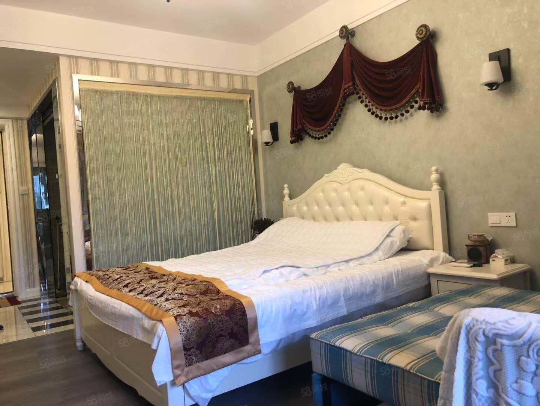 世界级乐园万达城精装LOFT公寓层高7米度假区包租项目