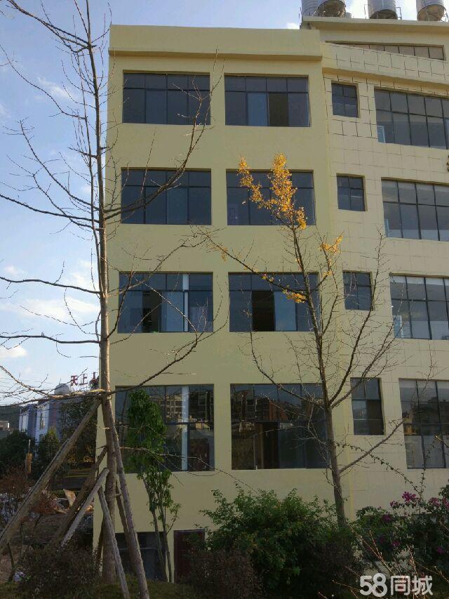 七乡大道,背后为龙湖公园1室1厅1卫