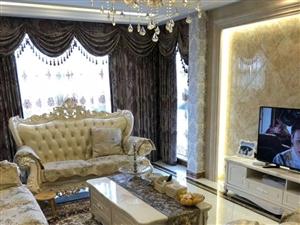 松洲家园中层,3室2厅2卫,带车库,豪华装修,122平方