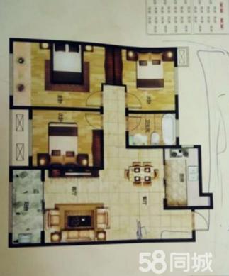 大安书香世家33层第24层3室2厅1卫