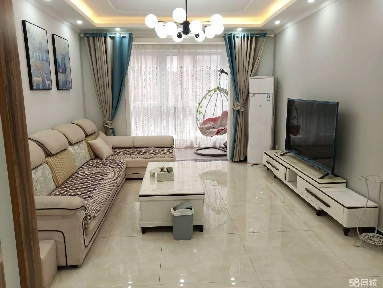 丽都家园精装修3室2厅2卫,家里装有地暖,大浴缸