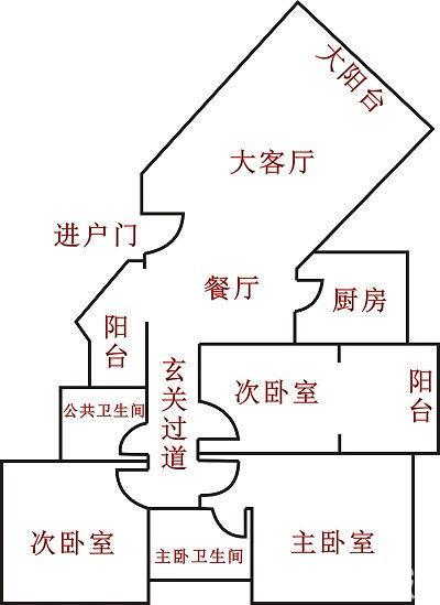 江口江口急卖杨澜桥工商银3室2厅2卫124.7平米