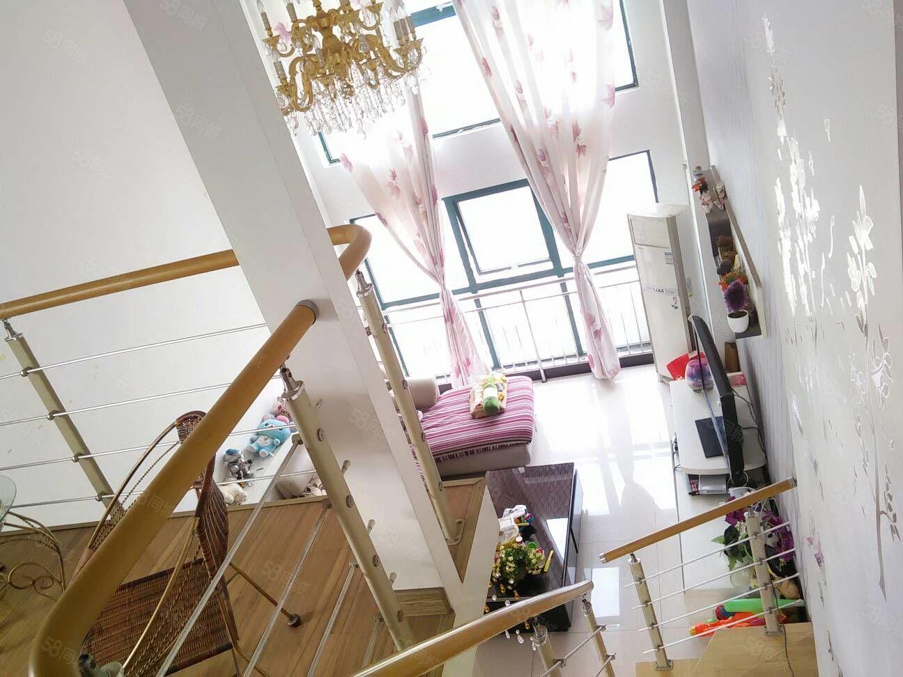 美多商贸城精装修小两居室家具家电齐全拎包入住