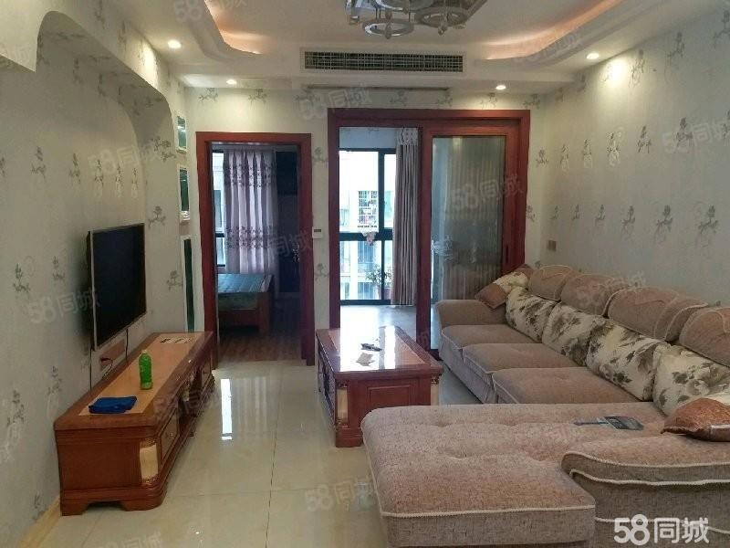 民?#21482;?#33489;2室2厅精装修,带家具家电拎包入住,可随时看房