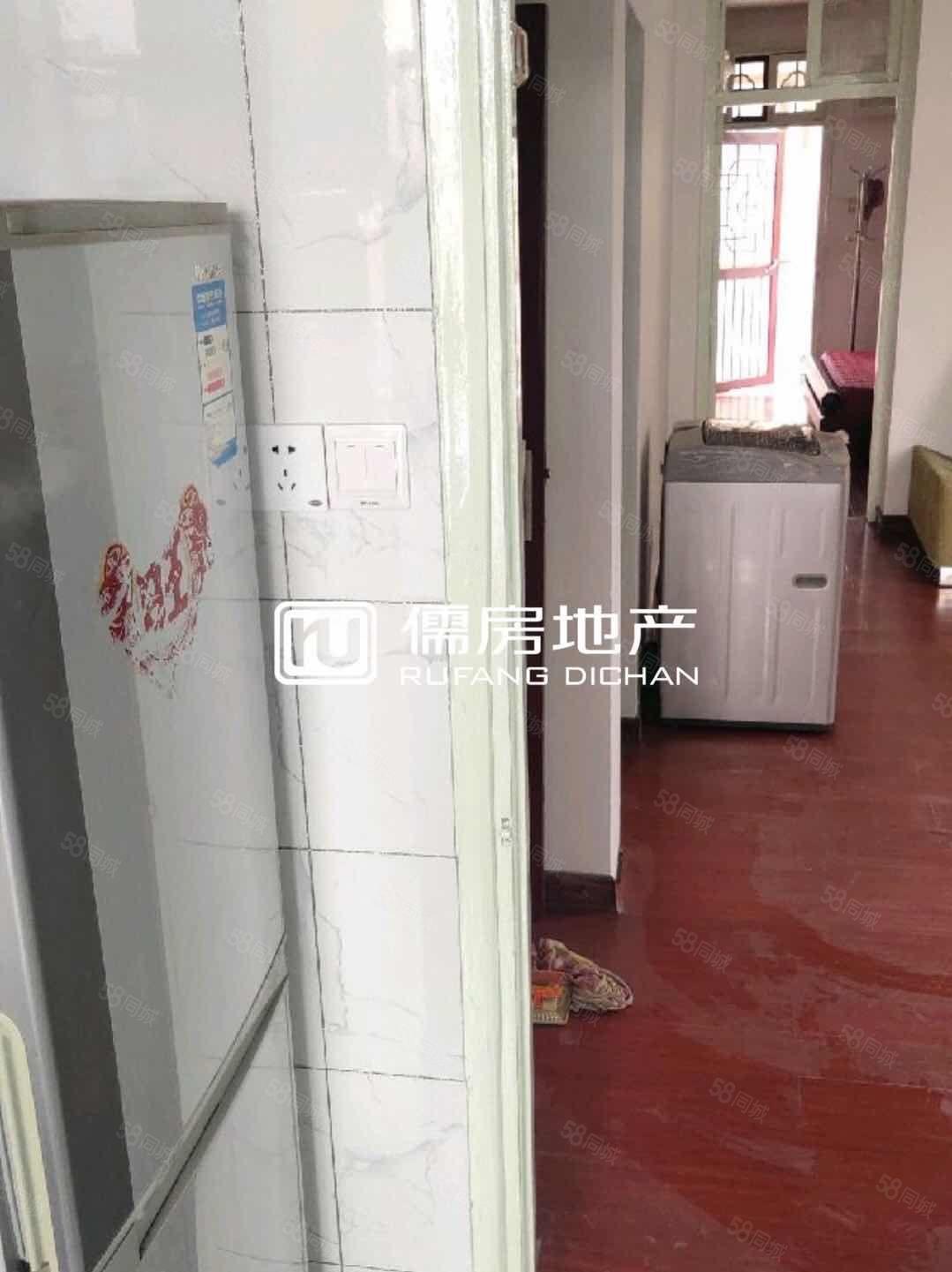 江州新秀中楼层简单装修2室1厅1卫家具家电齐全拎包入住