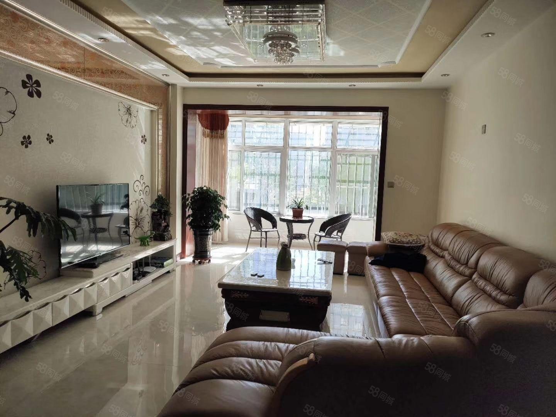 金泰润园2楼三室两厅120平米中等装修现款付!