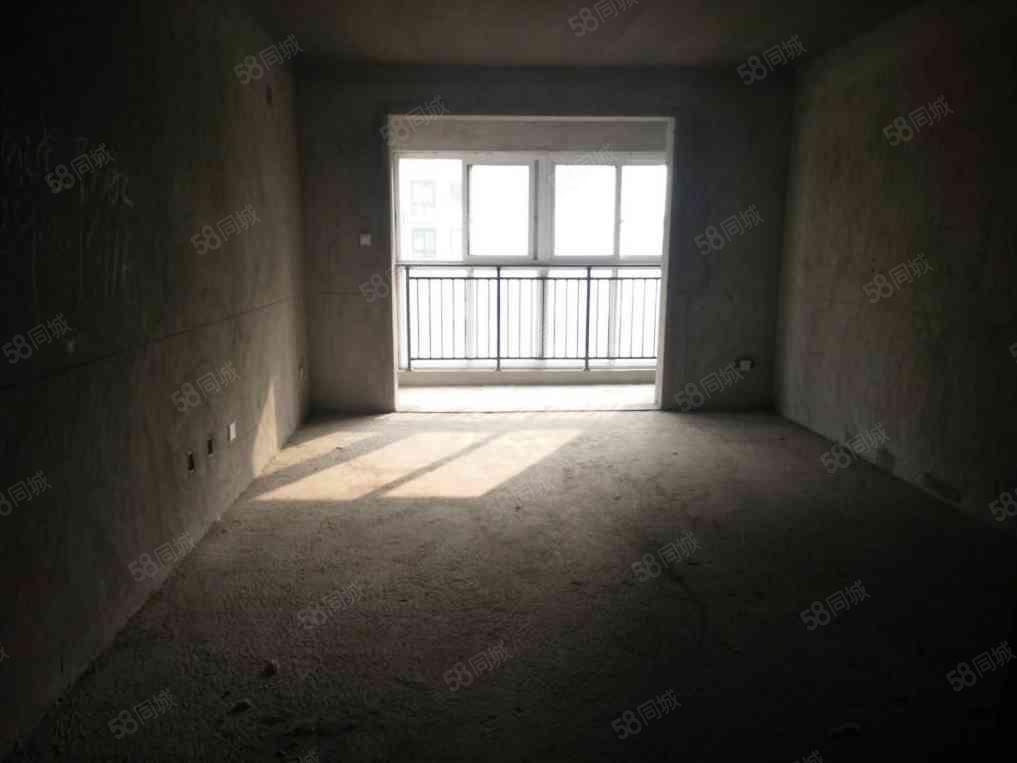 巴黎左岸电梯5楼大三房南北通透三房朝阳有证接受按揭