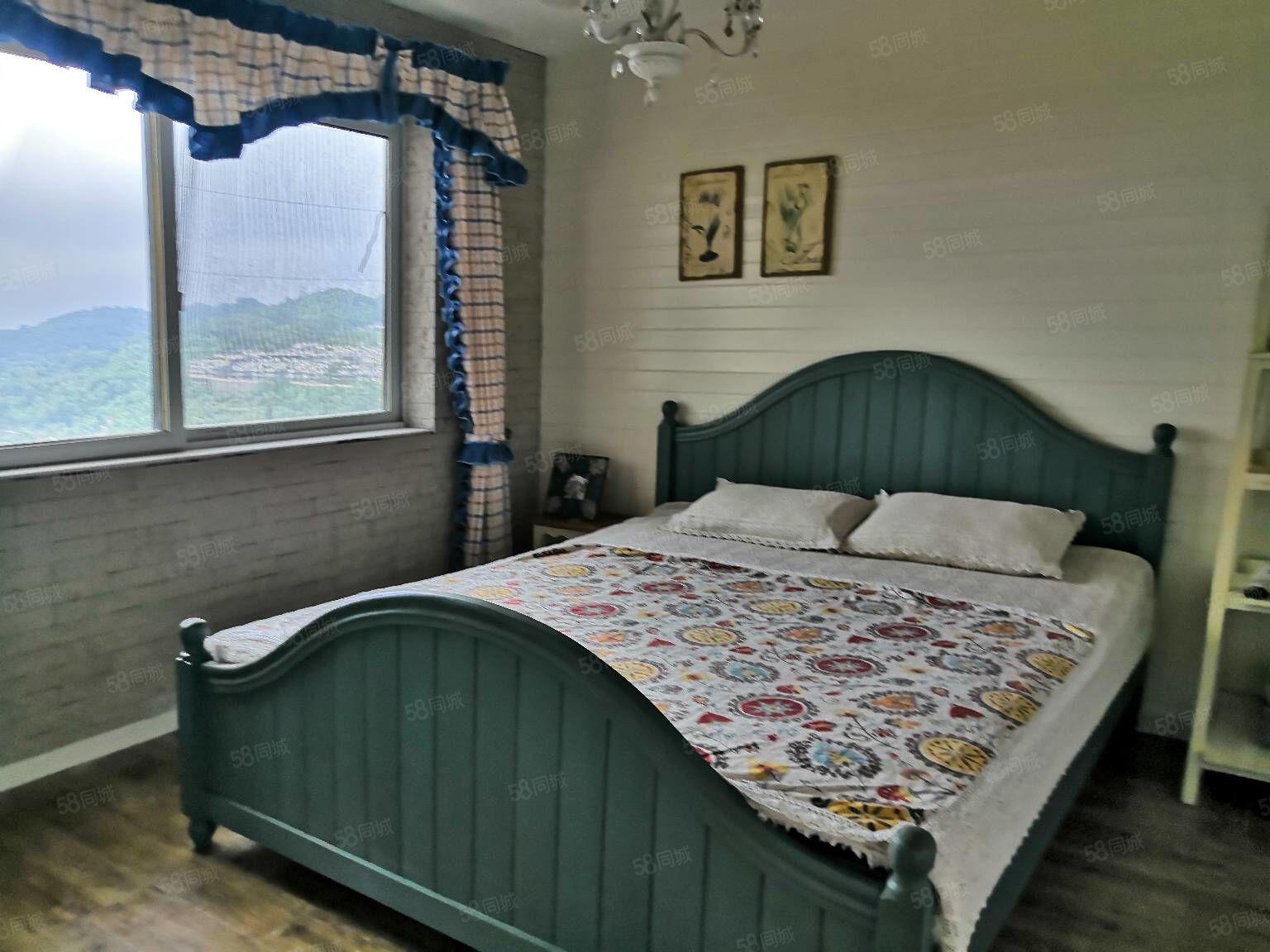 仙女山景观避暑精装两房出售