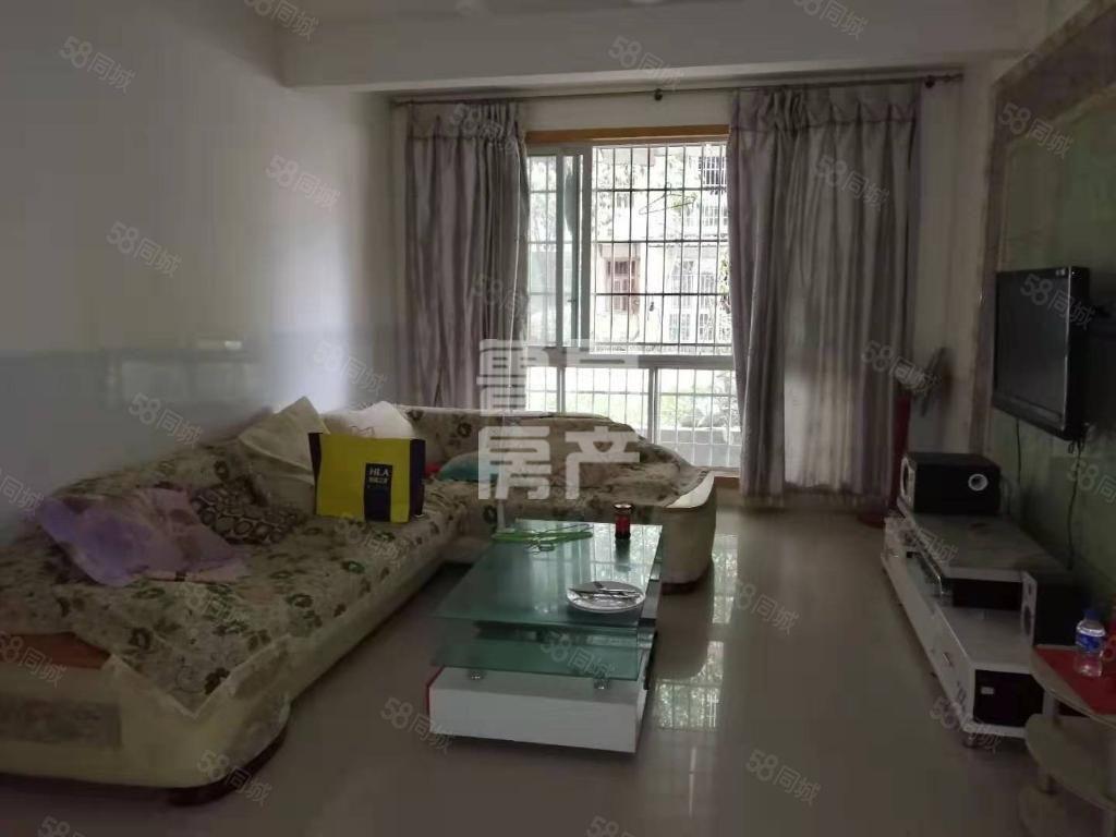北门金色海岸世纪城两室两厅家具家电齐全拎包入住