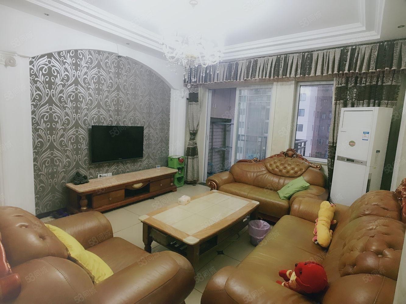 安成湖畔佳梦,豪华装修,地段优势,孩子就读于南滨路小学