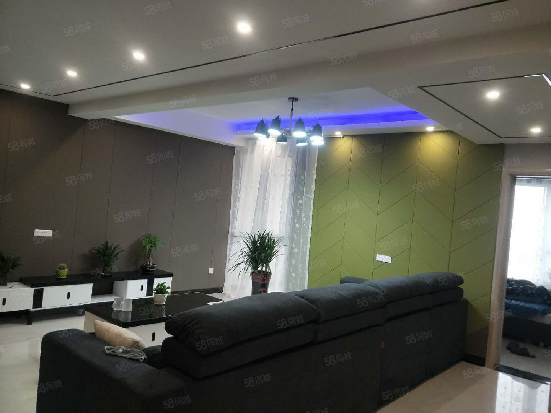 现代城大二期高层复式190平5室2厅2卫价可商议
