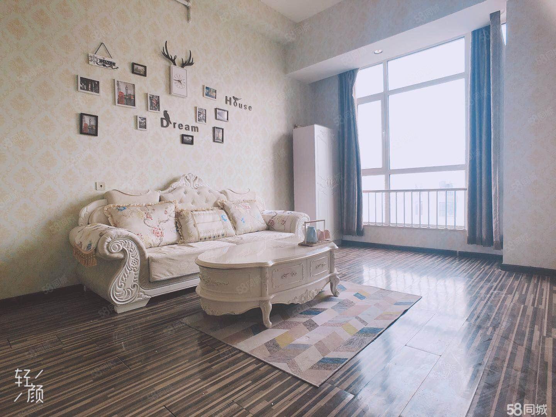 高客站梁州路附近1室1厅精装拎包入住家具家电齐全租期灵活