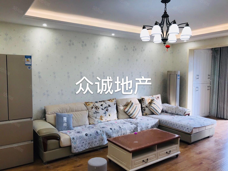 超清新!上林西江国际社区简约风精装套三诚心出售低税可谈