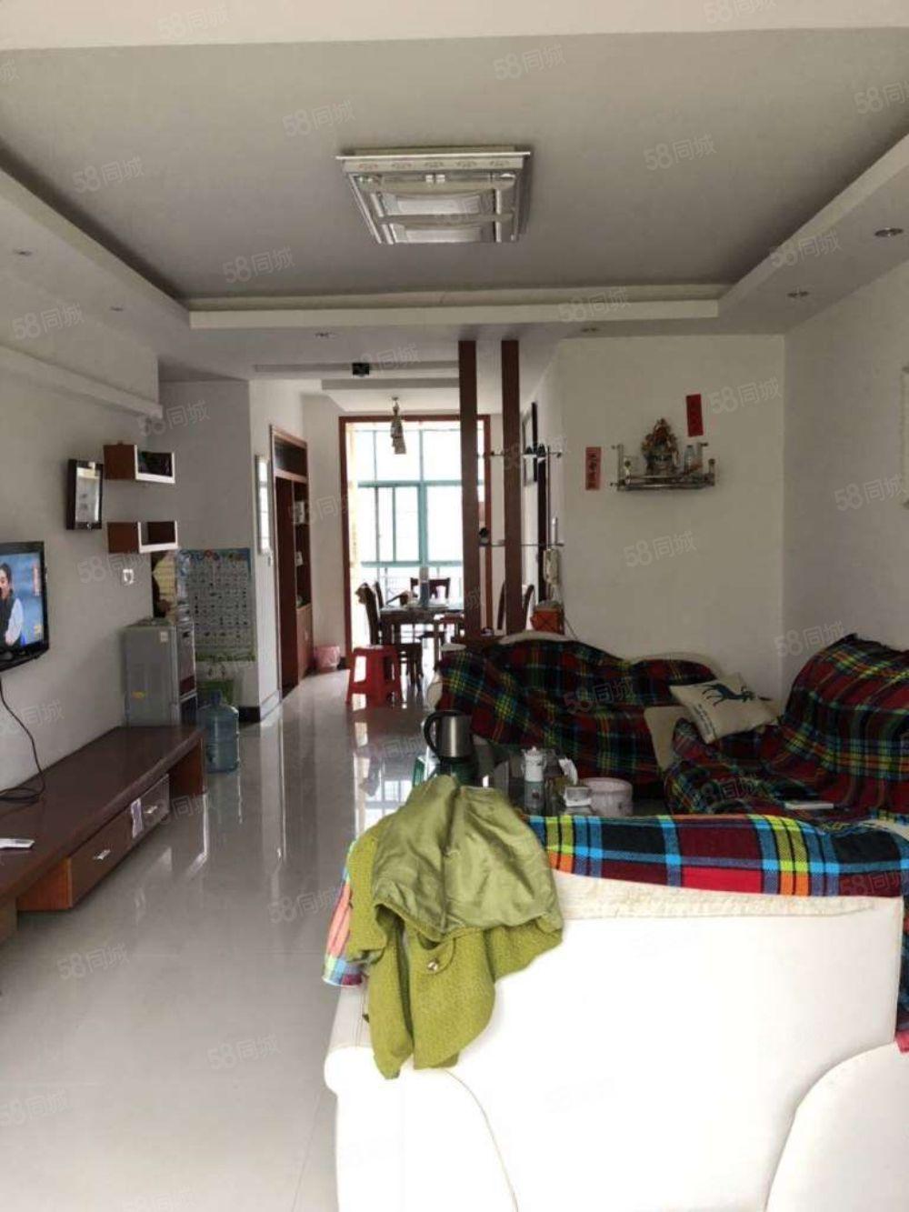浅水湾小区环境好二房二厅一卫精装修拎包入住
