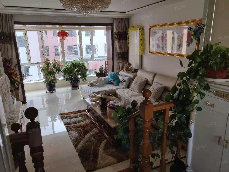 京城廣廈翡翠盛世精裝修帶家具有房本