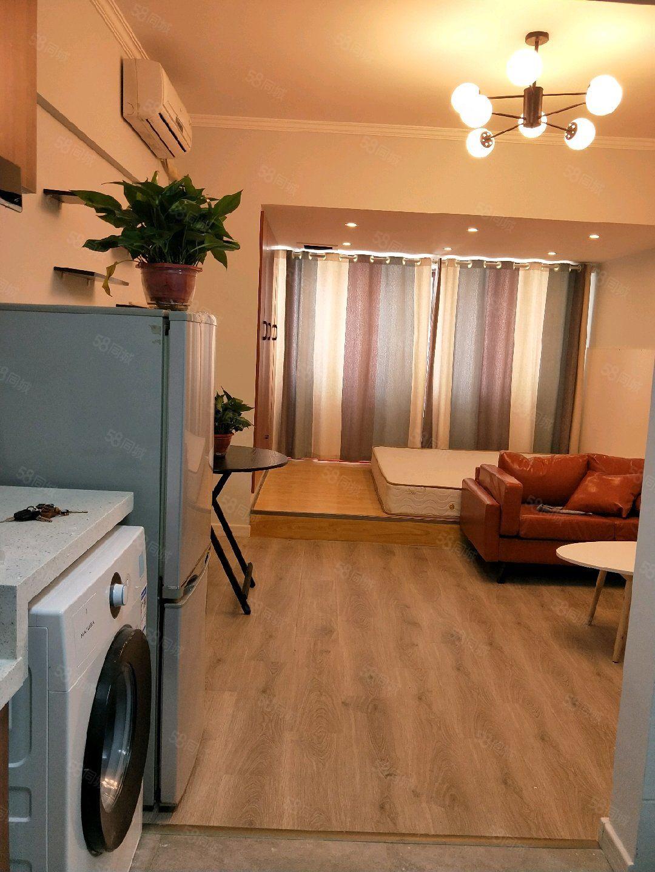 城南公寓时尚装修拎包即住民用水电