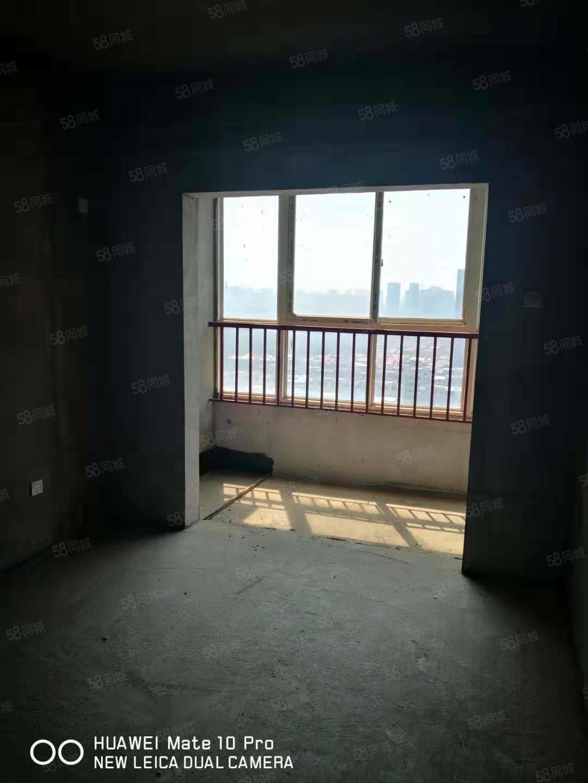 中华西路枫景苑2室2厅2卫毛坯证在手可按揭