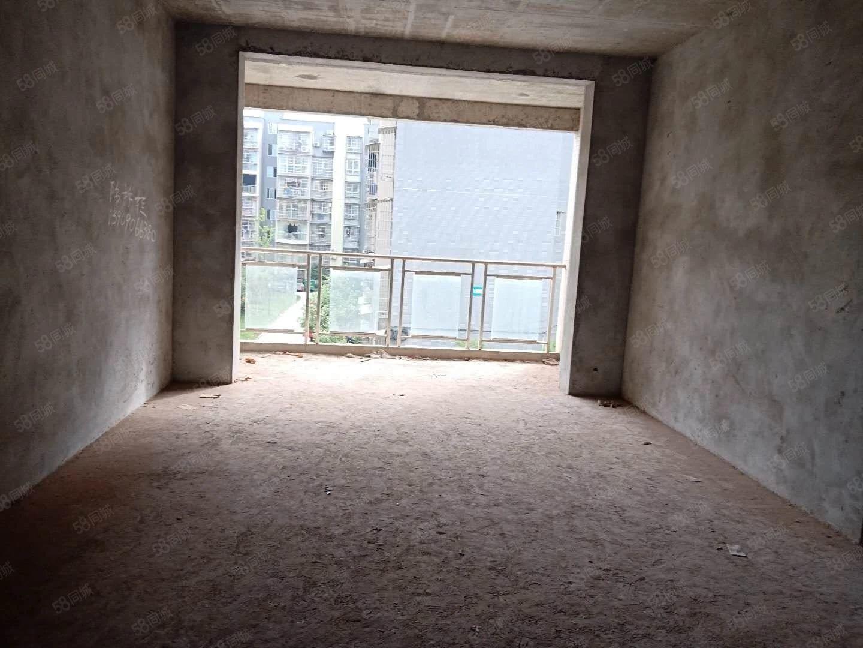 尚品城3楼清水房3室2厅1卫,客厅朝南采光好光照时间长,全款